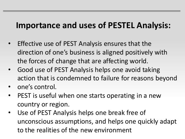 pestle analysis of pakistan Ebscohost serves thousands of libraries with premium essays, articles and other content including pest analysis for indian luxurious hotel market get access to over 12 million other articles.