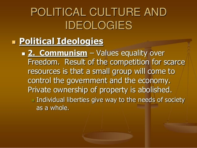 competing ideologies Competing ideologies video summary: from declaring war to waging peace, history is shaped by the ideological beliefs of the people who lived it different people hold different ideas about human nature and how a society should be organized in his ninth-grade world history class, wendell brooks explains how.