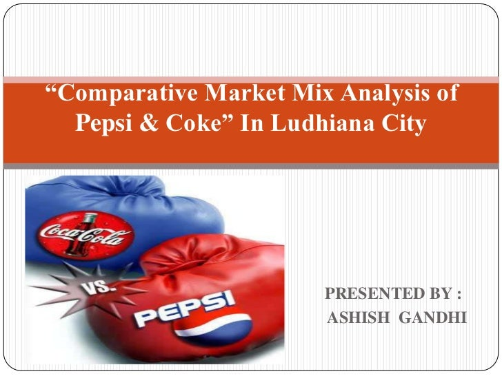 comparative study of the marketing mix Comparative advertising is advertising in which you compare your product either directly or indirectly with competing products it is a very common method of advertising used by nearly every type.