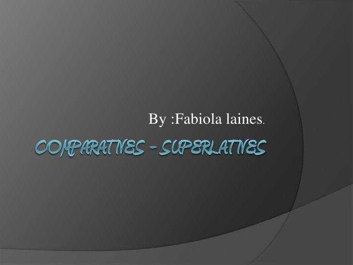 By :Fabiola laines.