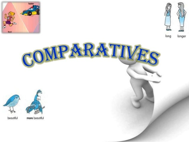 Main Aim: By the end of the lesson the students should be able to make comparisons.  (January 22nd, 2014)