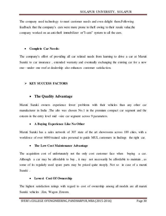 project on marketing strategy of maruti suzuki and hyundai