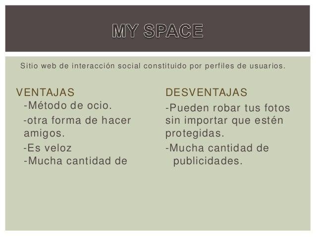 Comparativo entre redes sociales Slide 3