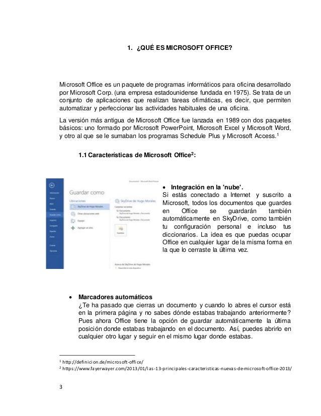 Comparativo entre microsoft word 2013 y 2016 191 cu 225 for Importancia de oficina wikipedia