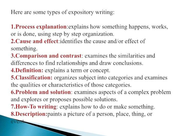 write comparison essay