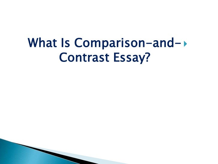 Compare Andcontrast Essay Writing  Transitional Words And Phrases  That Signal Comparison And Contrast