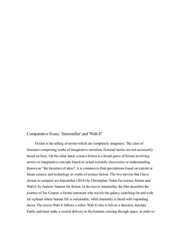 fnbe english ii compare contrast essay 3 comparative essay