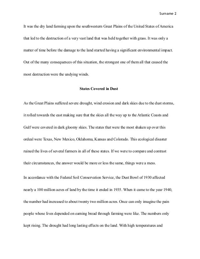 example of college compare and contrast essays
