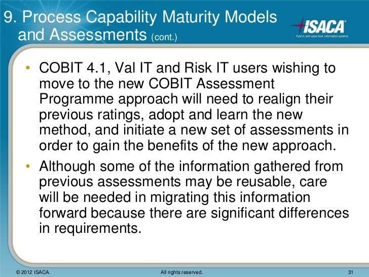 cobit assessor guide using cobit 5 pdf