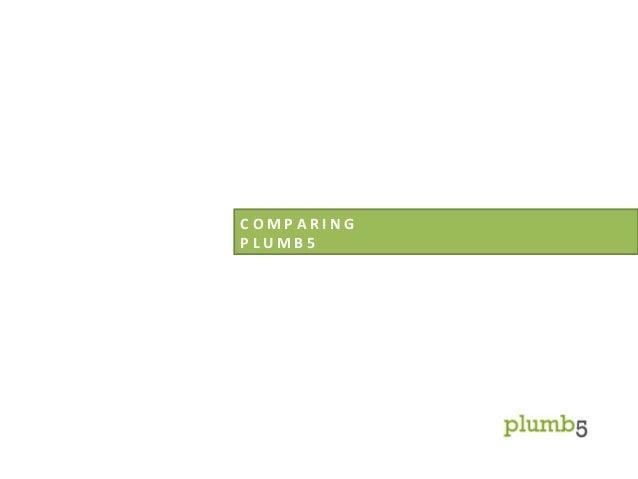 COMPARING PLUMB5