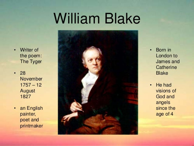 william blake compare and contrast the lamb and the tyger essay George norton's close reading of william blake's 'the tyger'  a vehicle (the  image used) and a ground (the basis of the comparison) what's  in 'the lamb',  an answer is given: god made us – a simple affirmation of faith.