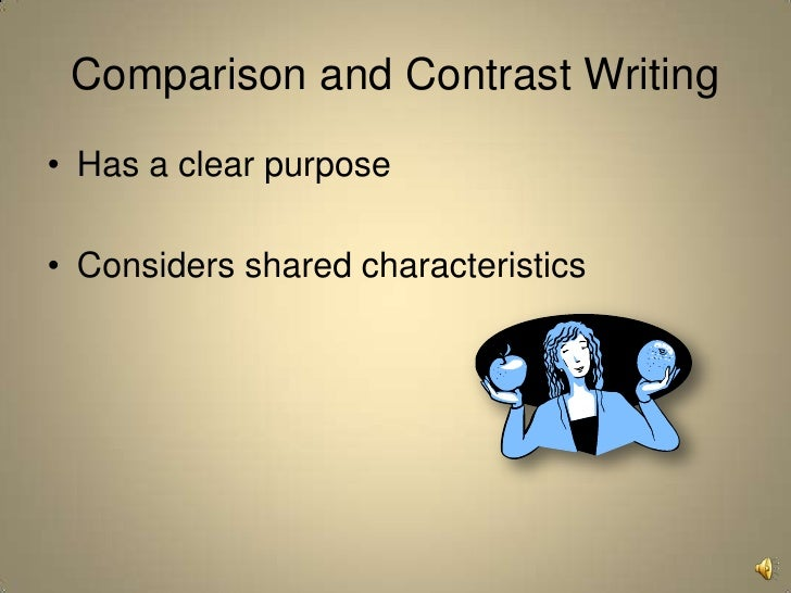 compare and contrast analysis essay Compare and contrast essay tips to use when writing your comparison essay here you'll find the words to use for comparing and contrasting, the different ways one.