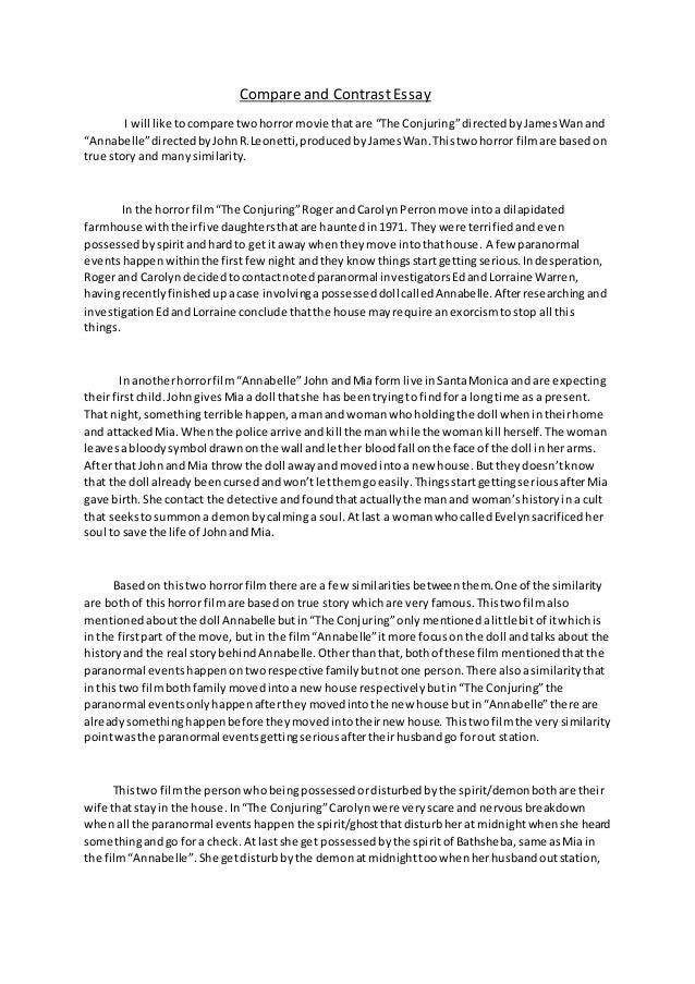 Proposal Essay Template Narrative Essay Scary Story Example Of An Essay Paper also How To Write A Good Essay For High School Narrative Essay Scary Story  Ghost Stories There Was Something  English Essay Pmr