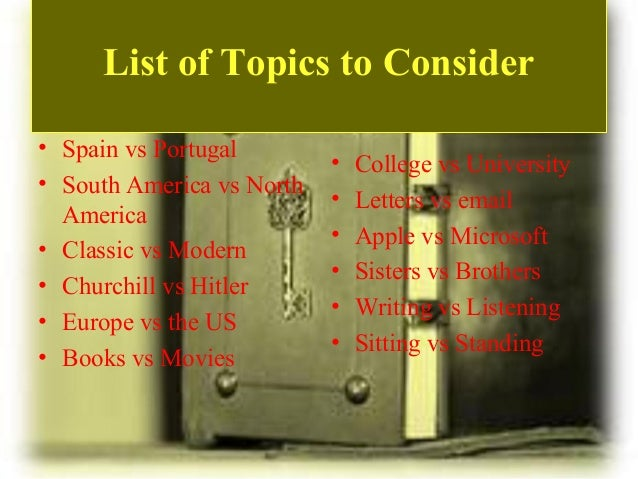 compare and contrast essay topics  bachelor vs married 5