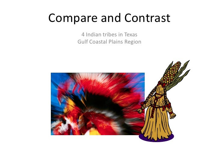 A comparing and contrasting the development of indian cultures