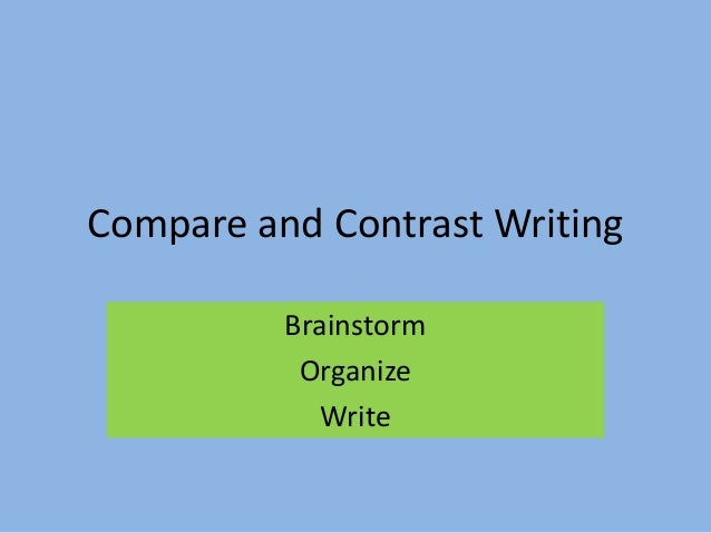 comparison contrast essay powerpoint For teachers teaching the compare and contrast essay · compare and contrast graphic organizer blank · free clipart · free templates google custom search all rights reserved have a great year.