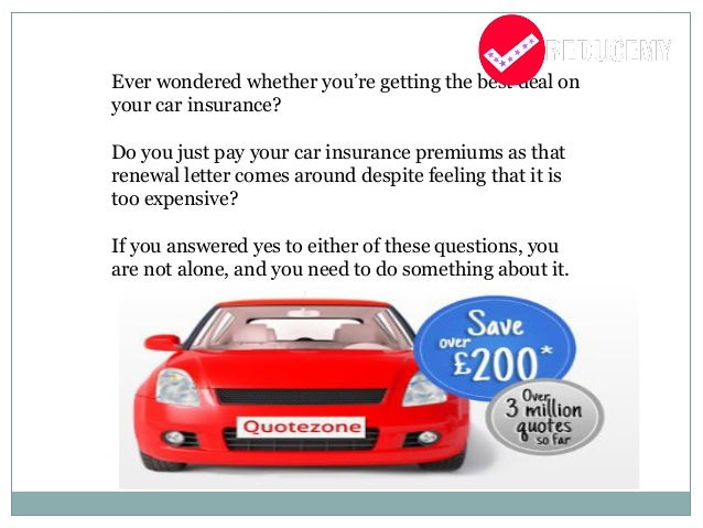 Compare Car Insurance >> Compare Car Insurance Reducemycarinsurancetoday