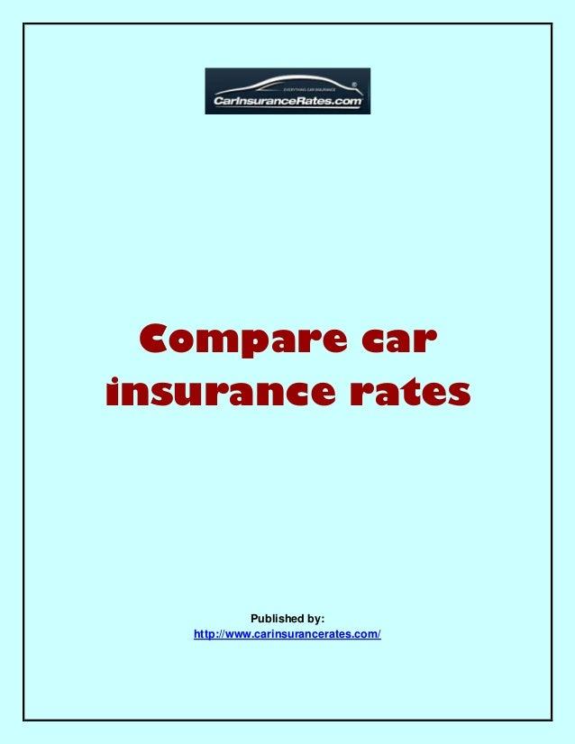 Car Insurance Rates In Idaho