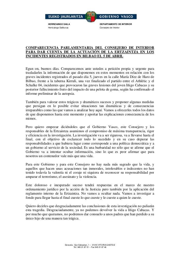 HERRIZAINGO SAILA                                   DEPARTAMENTO DE INTERIOR                Herrizaingo Sailburua         ...