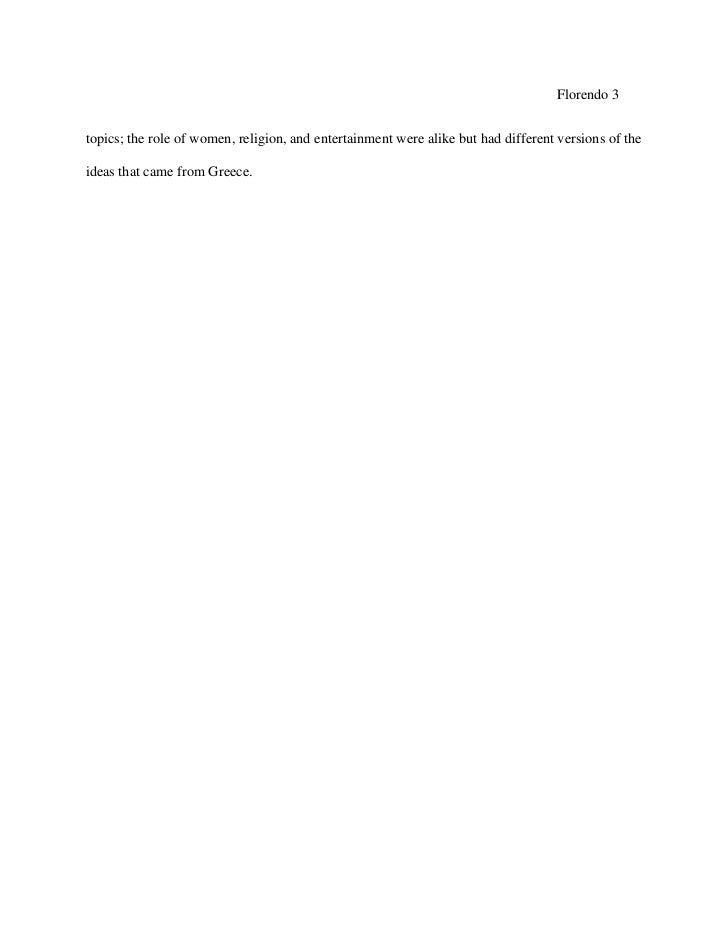 Compare contrast essay Slide 3