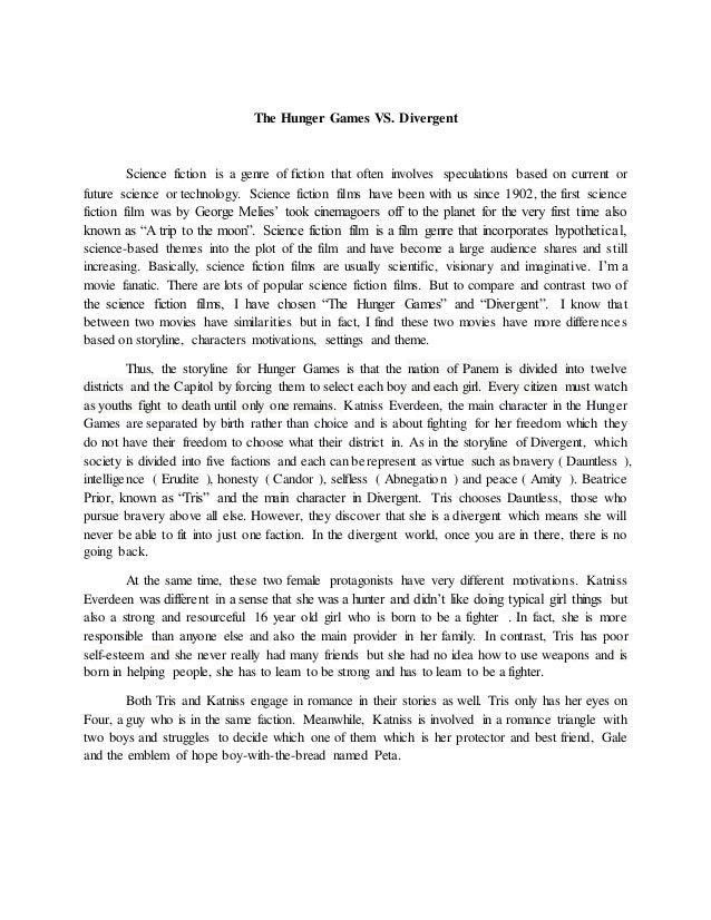 100% Original , good essay topics hunger games