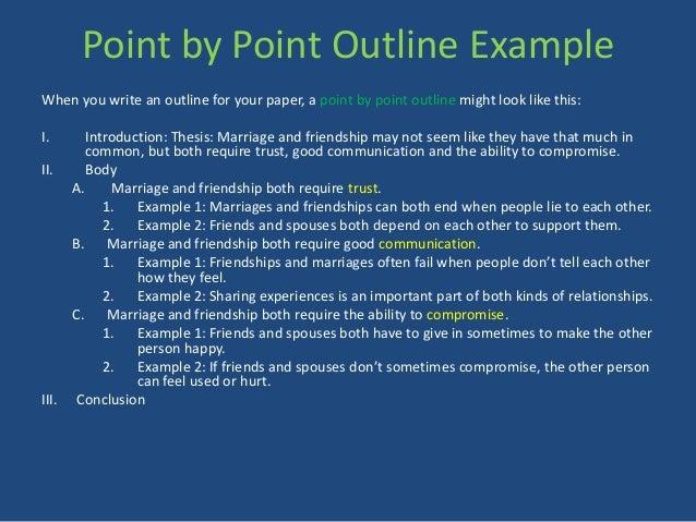 How to Write a Compare/Contrast Essay