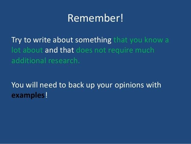 how to write a contrast essay