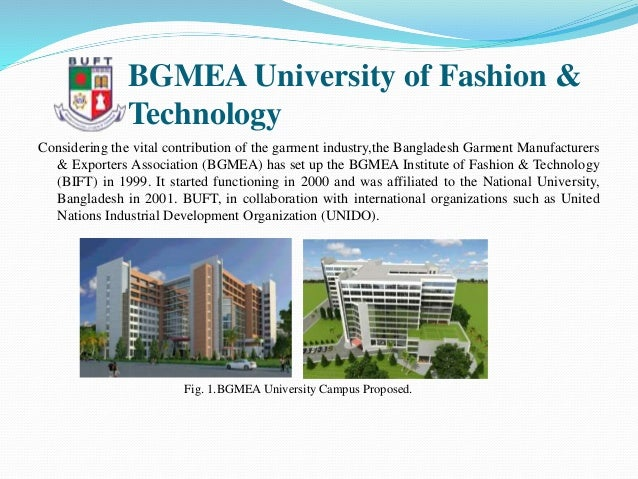 Compare Fashion Education Of Buft Smuct