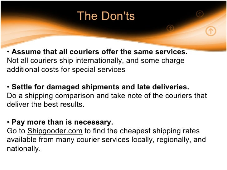 i compare shipping rates i do 39 s and don 39 t of selecting. Black Bedroom Furniture Sets. Home Design Ideas