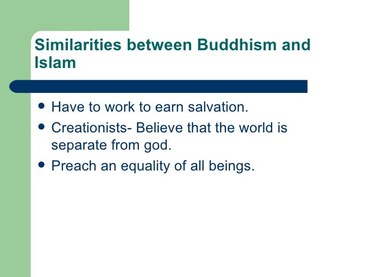 The Many Similarities Between Jesus and Buddha