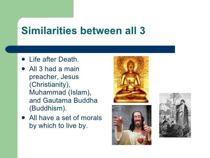 Comparing Major Religions - All major religions