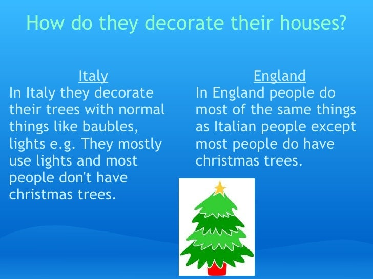 how do - How Does Italy Celebrate Christmas