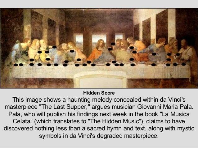 Comparing Da Vinci Michelangelo