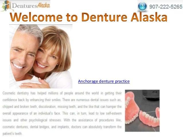 Anchorage denture practice