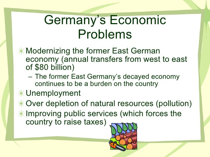 What kind of economic system does Germany have?