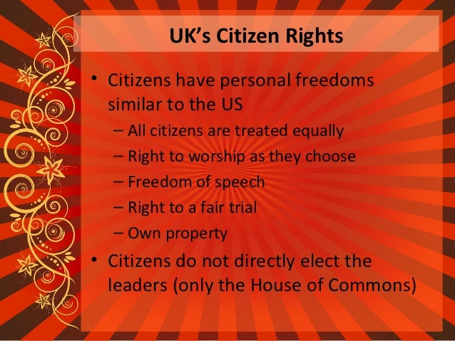 EU citizens' rights in the UK