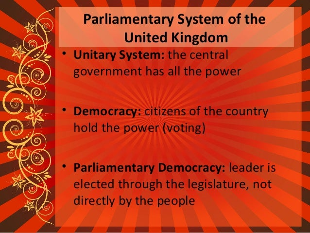Comparing european governments united kingdom russia germany 2012
