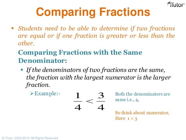 Number Names Worksheets greater than less than fractions Free – Greater Than Less Than Fractions Worksheets