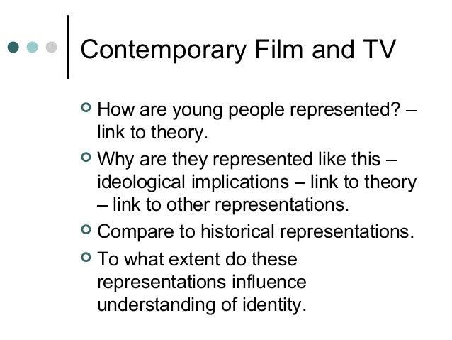 comparing films essay