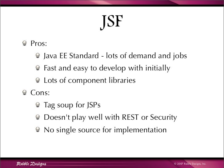 Top Five Jsf Vs Spring Boot - Circus