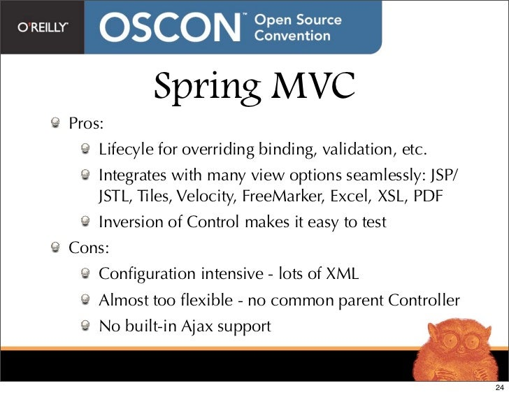 comparing java web frameworks The curious coders java web frameworks comparison spring mvc grails vaadin gwt wicket play struts jsf.