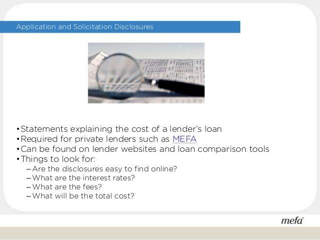 to begin understand loan terminology 3