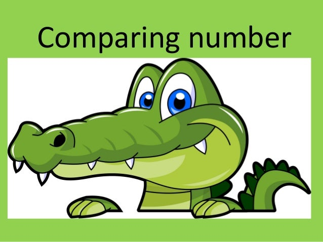 Comparing numbers up to 1000