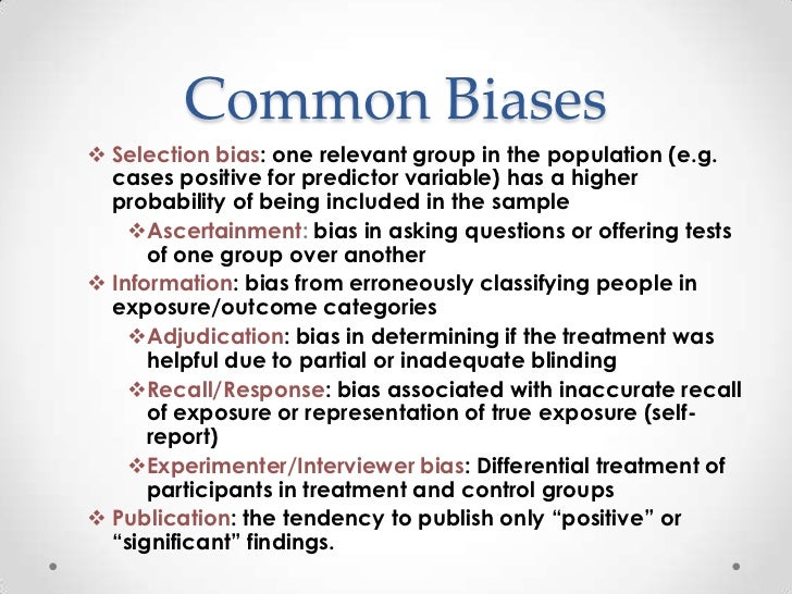 common biases in self perception Quickbooks self-employed quickbooks proadvisor has many foibles one such flaw is our tendency toward cognitive biases, in which our perception of a situation (rather than the facts let's take a look at some of the most common and influential cognitive biases in our workplace.