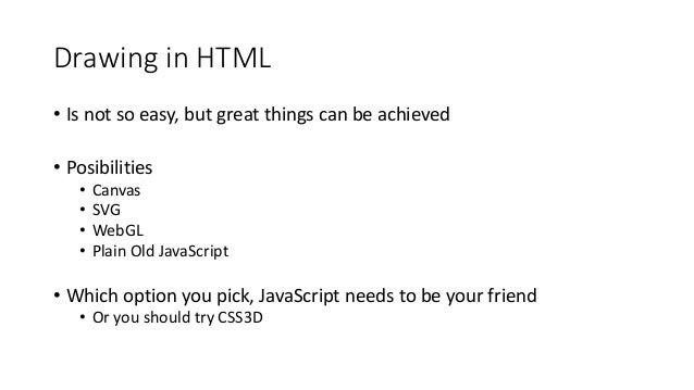 Comparing xaml and html