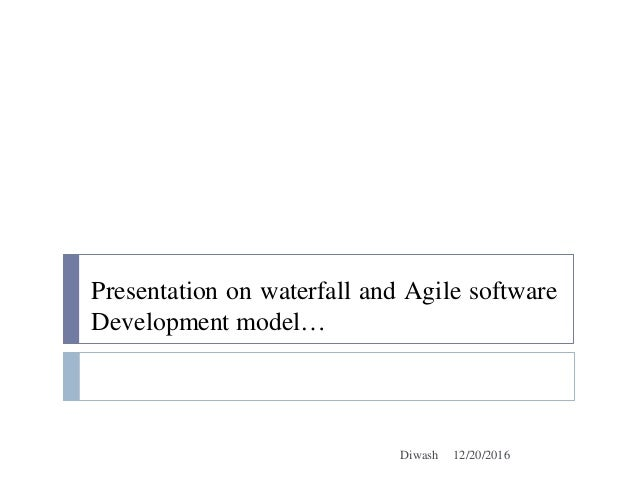 5 what is the connection between the waterfall model and the iterative and incremental model The 12th annual state of agile report found that one of the top five reported   the agile iterative model is perhaps best explained by craig.