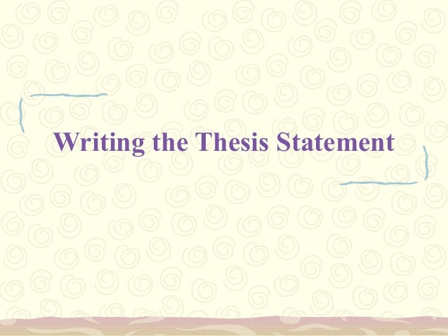 What Is A Thesis Statement In An Essay Examples  Best Essays In English also English Essay Example Writing The Comparison And Contrast Essay Narrative Essay Thesis Statement Examples