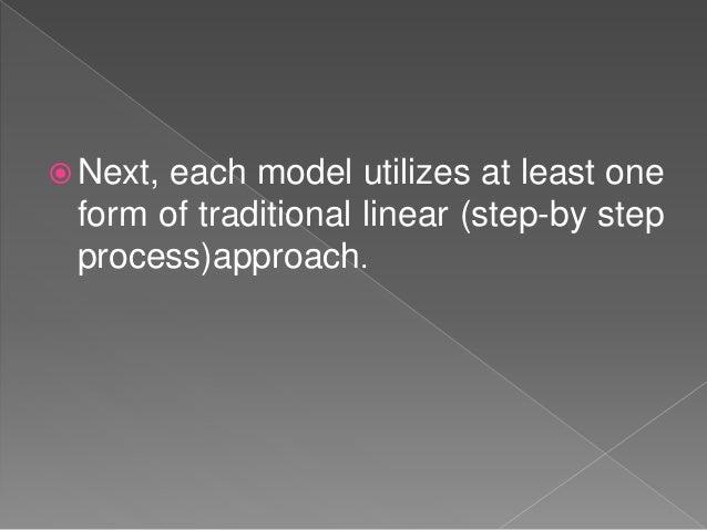instructional design models comparison