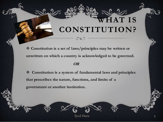"the unwritten form of britains constitution In fact, however, many parts of the british constitution exist in written form for this  reason, most scholars prefer to classify it as ""uncodified"" rather than unwritten."