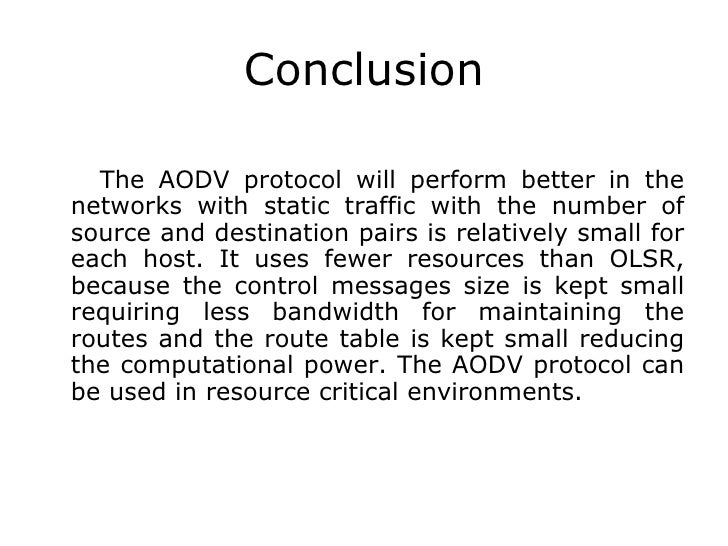 efficient aodv routing protocol for manet Design of an energy efficient routing protocol for manets based on aodv annapurna p patil, dr k rajani kanth , batheysharanya, m p dinesh kumar, malavika j.